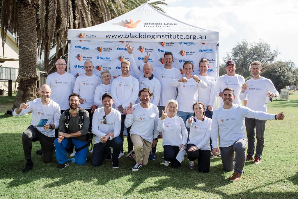 Skydive Australia CEO Jump Raises $200k+